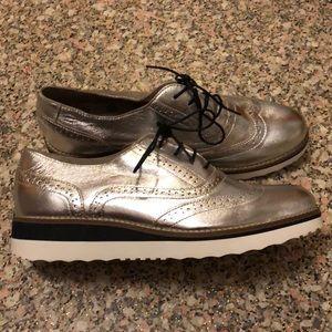 b082b028815a Boden Shoes - NWOT Boden Nina Platform Brogues